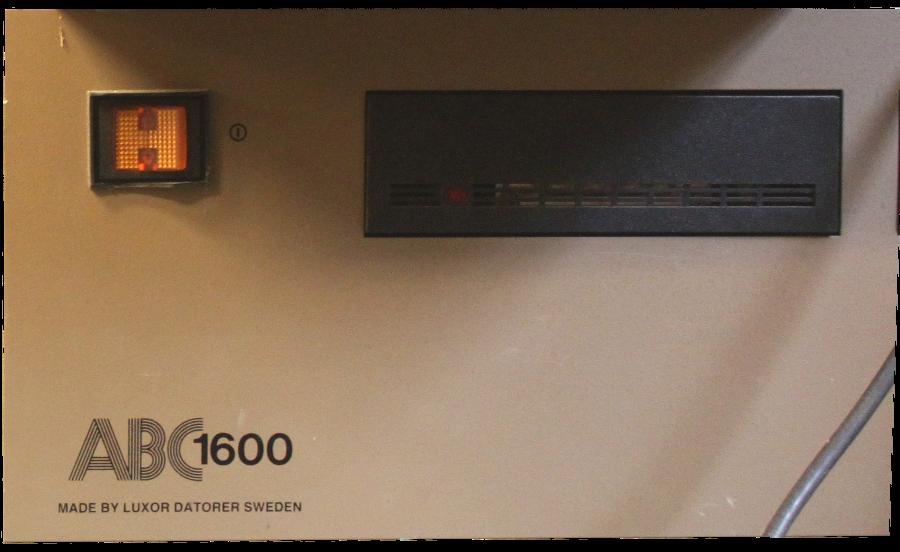 ABC 1600 System unit