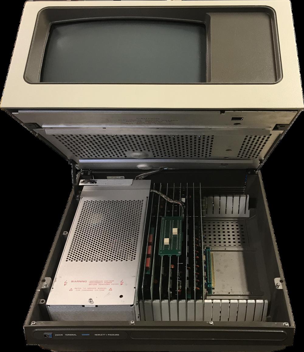 HP 2640 series - Dalby Datormuseum