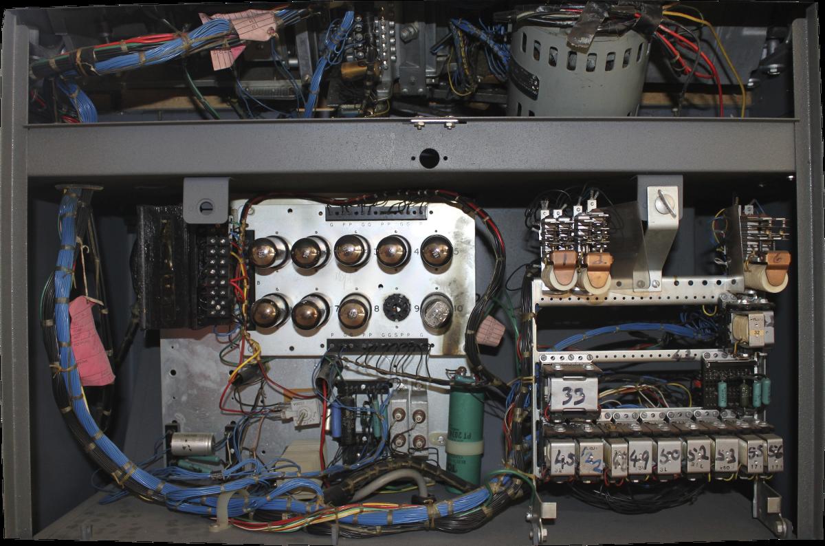 IBM026 inside