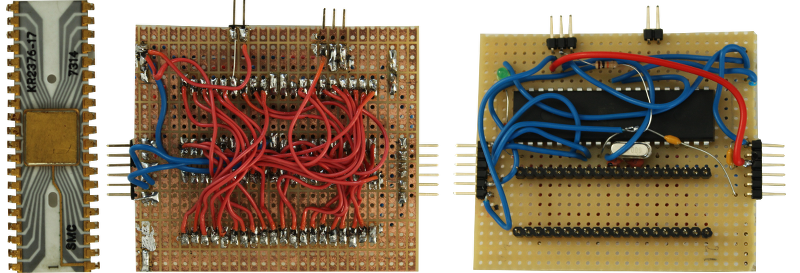 KBD decoder